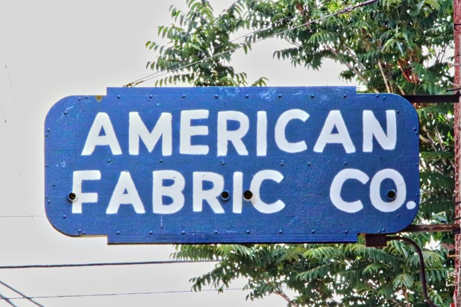 american fabric company old sign from downtown Denver Colorado - 1.jpg