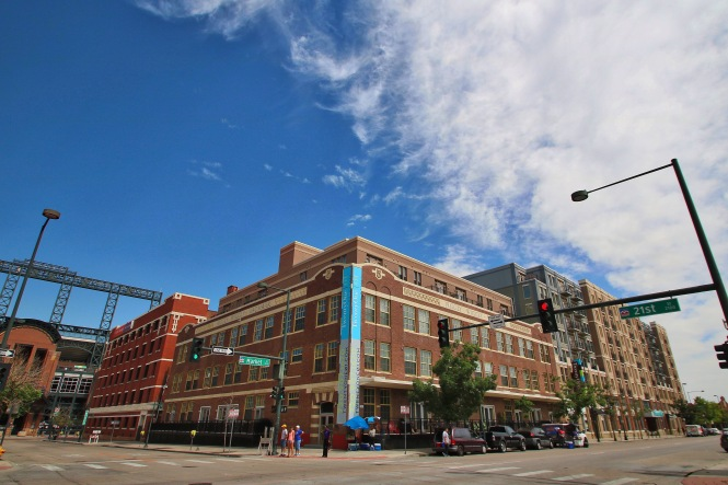 historic denver architecture Piggly Wiggly Macmarr Building 21st & Market  - 1.jpg