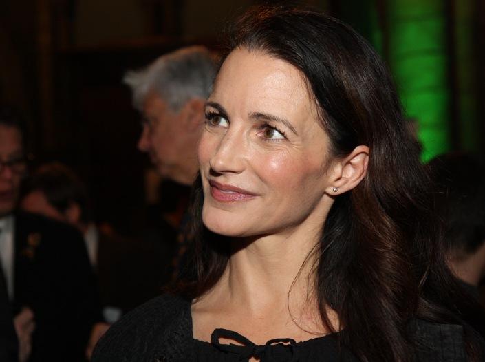 Kristin Davis born in Boulder February 24, 1965