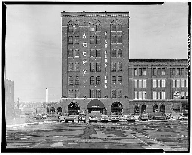 The Denver Dry Goods Company Warehouse, 1201-1209 Wazee Street, Denver, Colorado, 1984