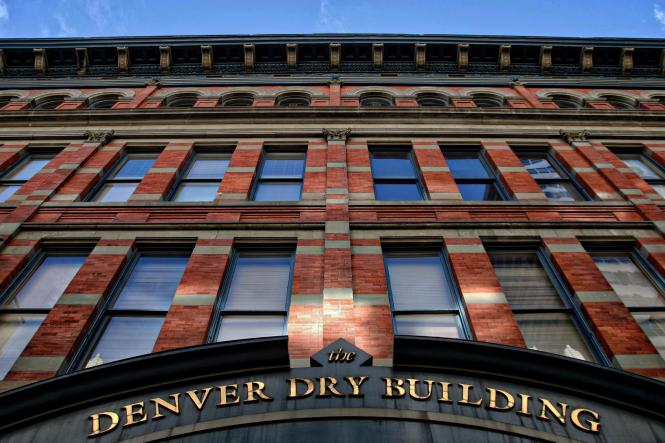 The Denver Dry Building